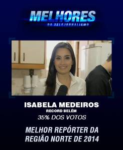 Isabela Medeiros